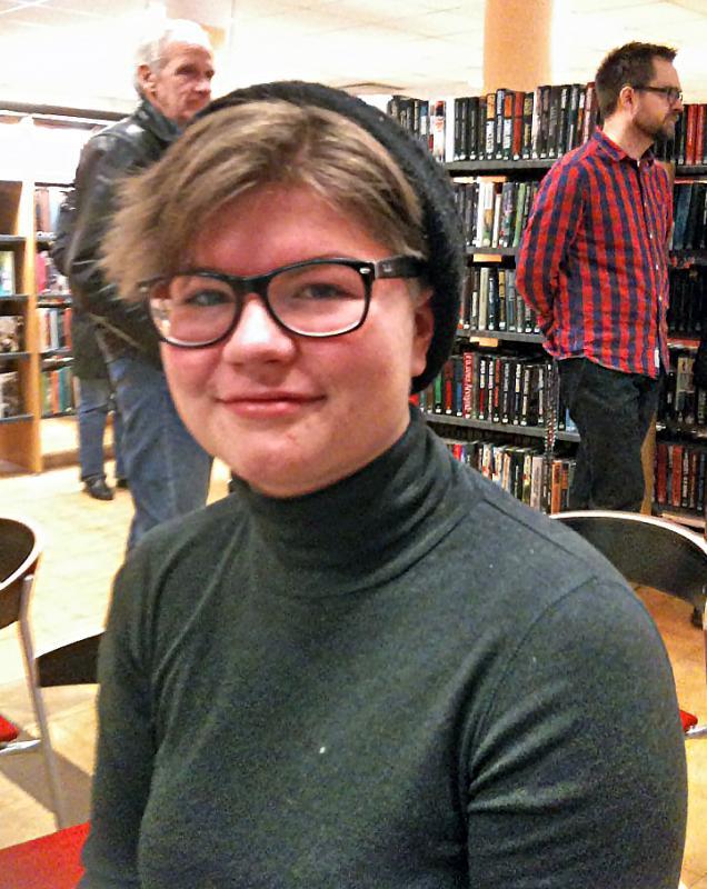 Sofia Blomqvist Keskustelu